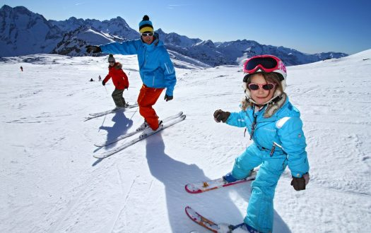 Les 2 Alpes is a Family Plus resort. Photo: Bruno Longo. Les 2 Alpes. What is New at Les 2 Alpes this season.