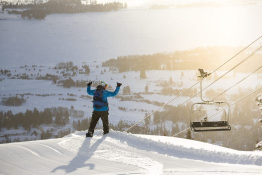 Tamarack Resort Begins Mountain Face Lift Spring 2019. Photo: Tamarack Resort.