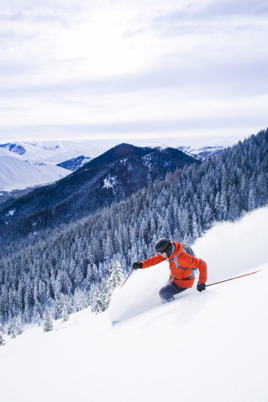 Destimetrics reports that snowy winter set new records at Western Mountains Destinations.