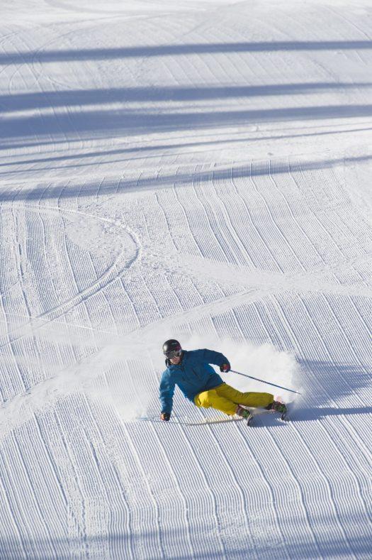 Patrick Westfeldt skiing at Aspen Resort, Aspen, Colorado. Aspen Snowmass. Aspen Mountain Announces Bonus Weekend June 1-2, 2019