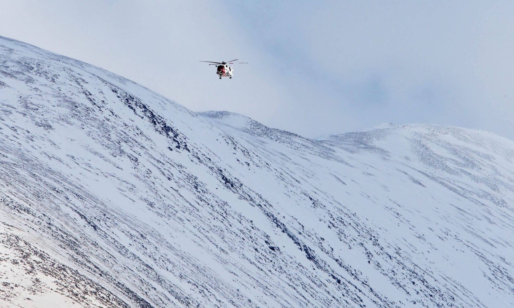 Two killed and two injured in Ben Nevis avalanche