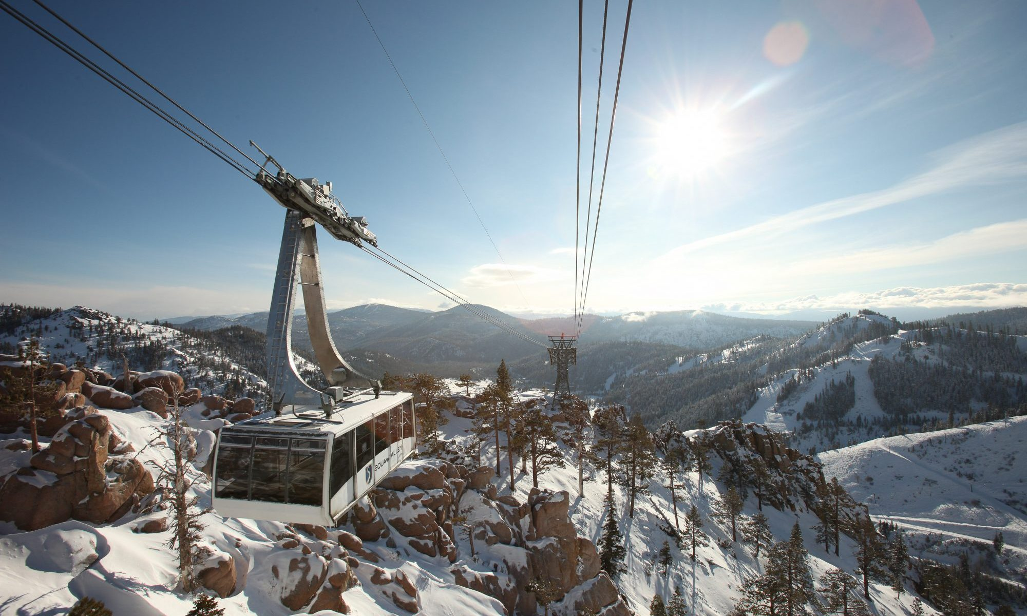 Scenics at Squaw Valley Mountain Resort in Olympic Valley, California.Alterra Mountain Company Announces $181 Million in Capital Improvements for the 2019/2020 Winter Season.