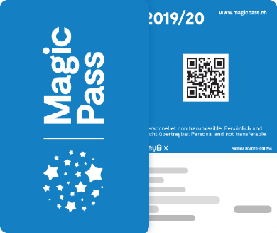 The Magic Pass has unveiled its offer for 2019-20. Photo: Magic Pass.