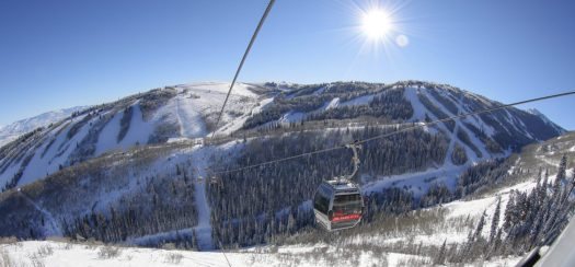 Park City Scenic Gondola. Photo: Vail Resorts. Vail Resorts Announces Pending Sale of Park City Mountain Base Area Site for Mixed-Use Project Development.