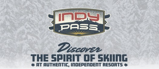 The Indy Pass will get you skiing for just USD 199 at North America's authentic independent resorts.