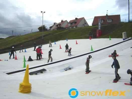 Aberdeen Snowsports Centre in Aberdeen, Scotland. Photo courtesy of Ridestore Magazine.