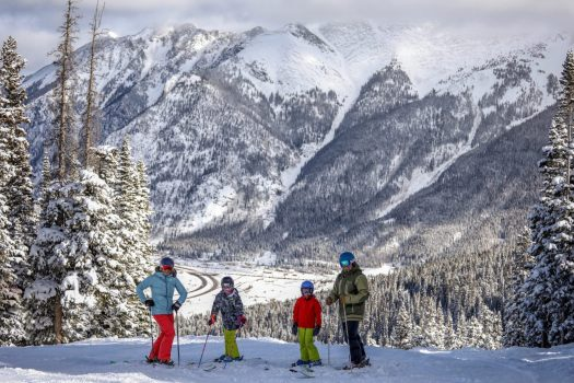 Copper Mountain. Photo: CSCUSA. Colorado Ski Country USA Announces Double Digit Increase in Skier Visits in 2018-19 Season.