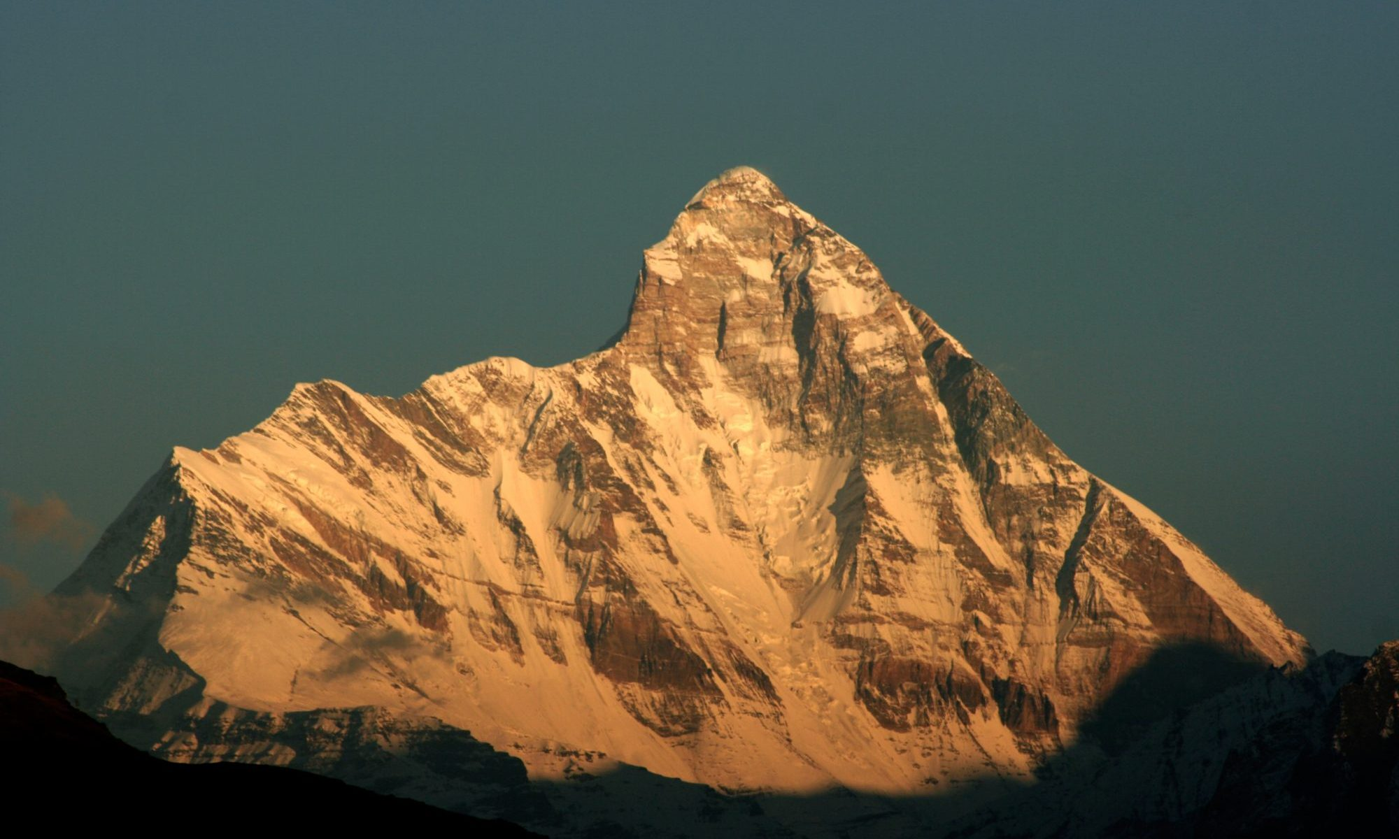 India - Nanda Devi. Search efforts continue for 8 climbers missing in the Indian Himalayas, but hopes are fading after possible avalanche.