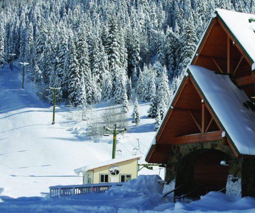 Kendall Mountain. Town of Silverton. Photo: CSCUSA. Colorado Ski Country USA Announces Double Digit Increase in Skier Visits in 2018-19 Season.
