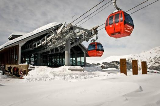 Gondola that departs from La Massana. Pal Arinsal photo? Pal Arinsal will invest 3 million euros in improvements for the 2019-20 season.