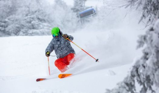 Killington picture by David Young. SkiVermont.com - Over 4 million skier visits for Vermont.
