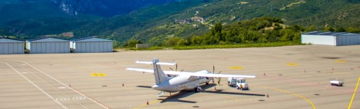 April 2020 for the possible implementation of the GPS system at the Andorra-La Seu airport.La Seu d'Urgell airport. The EFA claims that the failure of the GPS makes an airport essential in the country.