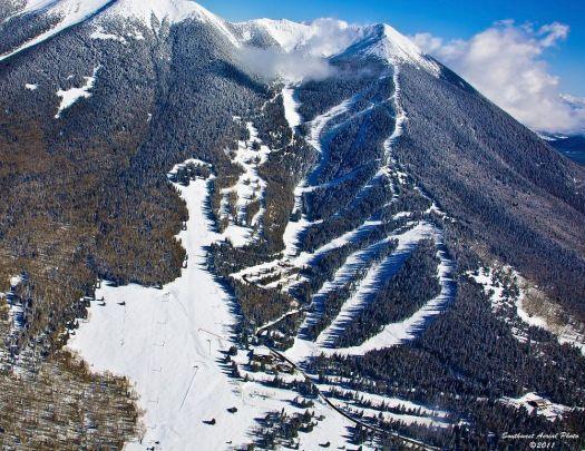 Arizona Snowbowl Ski Resort. $60 Million Expansion for Arizona Snowbowl to upgrade facilities and ease congestion.