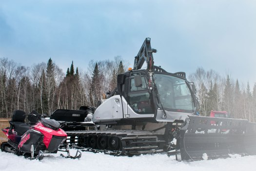 Photo: Taiga Motors.  Aspen Skiing Company Announces New Partnership with Taiga Motors