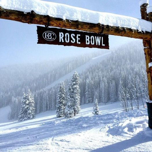 Rose Bowl in Beaver Creek. The EagleVail chairlift to Beaver Creek was not accepted by the Forest Service.