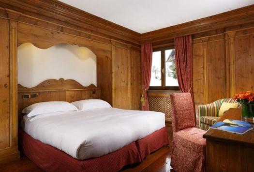 Faloria Mountain Spa Resort, lovely hotel, spa, food, surroundings.