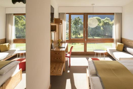 Room at the Seehotel Ambach. Book your stay at the Seehotel Ambach here. A Must-Read Guide to Summer in South Tyrol.