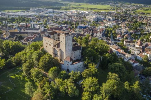 Bruneck Castle. Photo: IDM South Tyrol / Harald Wisthaler. A Must-Read Guide to Summer in South Tyrol. Brunico was chosen the happiest small town in Italy in 2009.