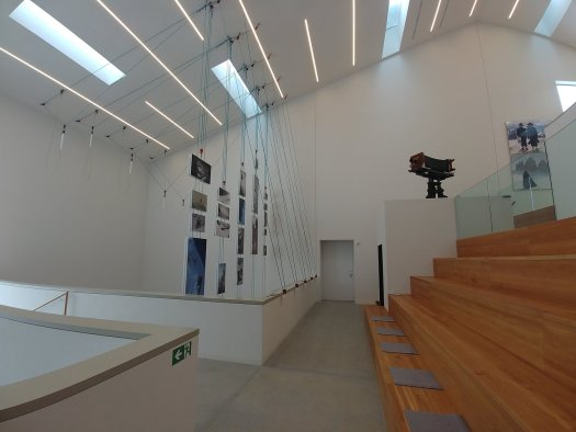 Inside Lumen Museum. Copyright: Lumen. A Must-Read Guide to Summer in South Tyrol.