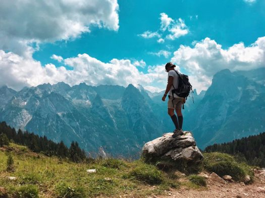Rifugio Città di Carpi. Credits: Pietro Albarelli. Cortina Dolomiti Ultra Trekking.