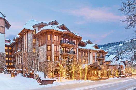 Exterior of the Sebastian at Vail. The Must-Read Guide to Vail. Book your stay at the Sebastian here.