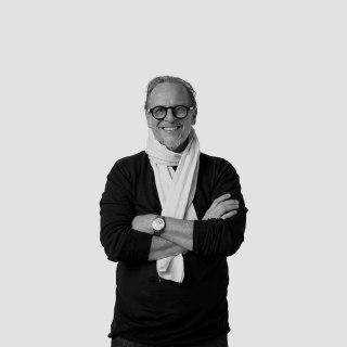 Tony Conrad portrait for smalltalk