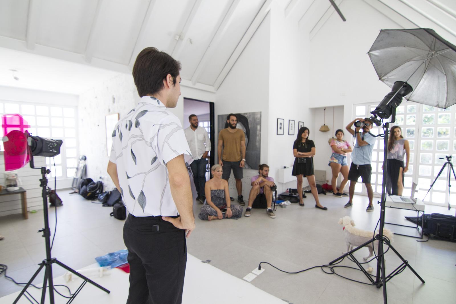Workshop Paco Diaz by THE STILLS