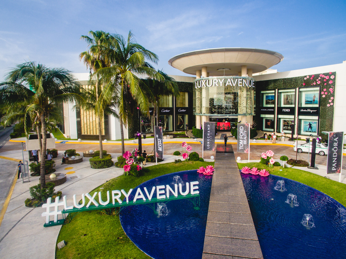 Luxury Avenue, 2017, The Stills, Lifestyle Agency, Cancun