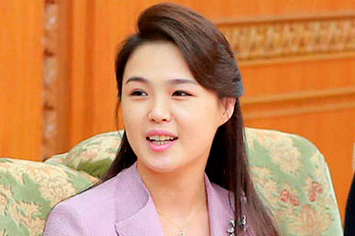 Who is Kim Jong-un's wife Ri Sol-ju and when did she marry the dictator?