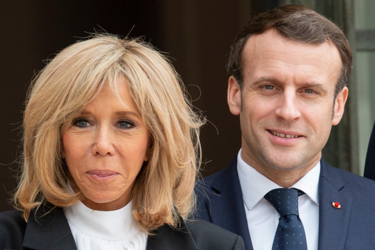 Compte fan d'@emmanuelmacron et brigitte macron, président et première dame de france depuis le 14 mai 2017 les photos ne sont pas à moi #fanpage. Who is Brigitte Trogneux? Emmanuel Macron's wife who first ...