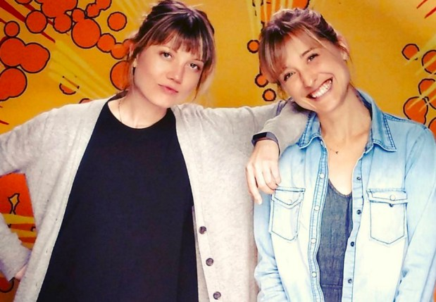 Actresses Nicki Clyne (left) and Allison Mack (right) may have been poisoned by their cult leader, a whistleblower has claimed