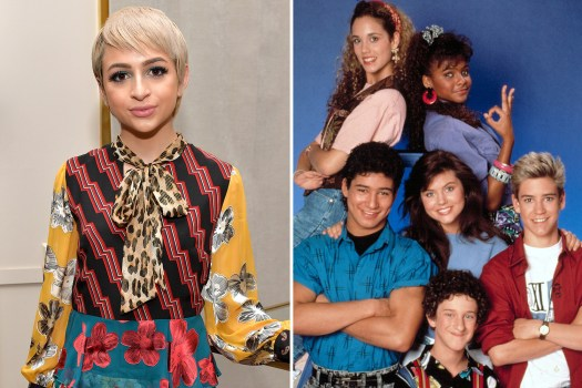 Saved by the Bell reboot casts leading lady - a 'beautiful ...