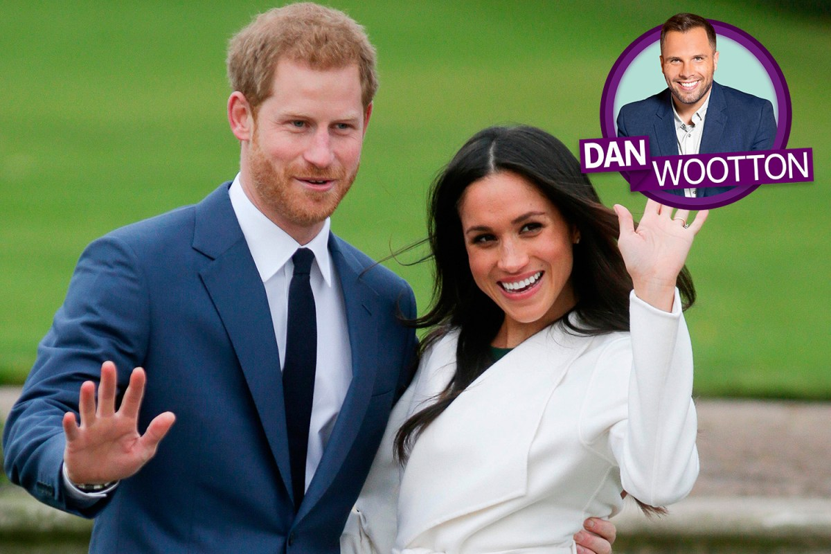 Harry and Meghan, these conspiracies and fights with the media are pathetic - the world's moved on