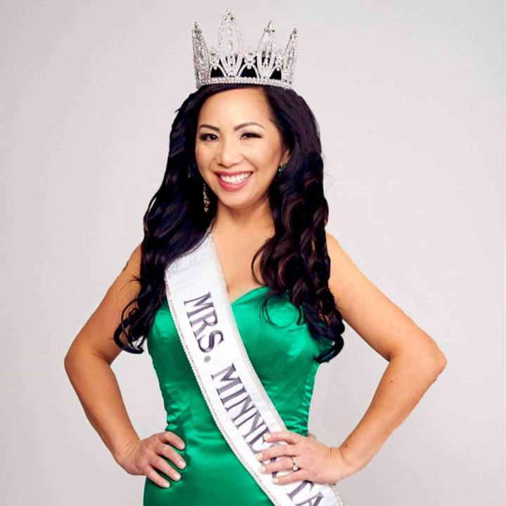 Kellie Chauvin, the former titleholder of Mrs. Minnesota America 2018, is the wife of former Minneapolis cop Derek Chauvin