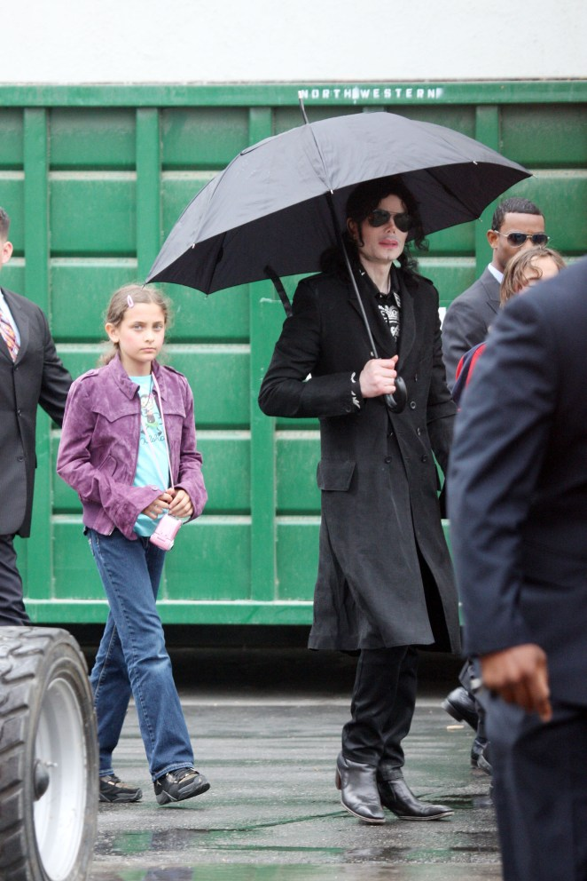 Michael died in 2009