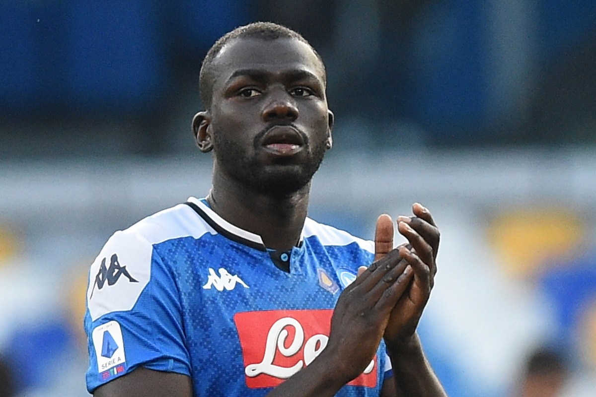 Koulibaly says exit talk 'bothers' him and insists he could end career at Napoli