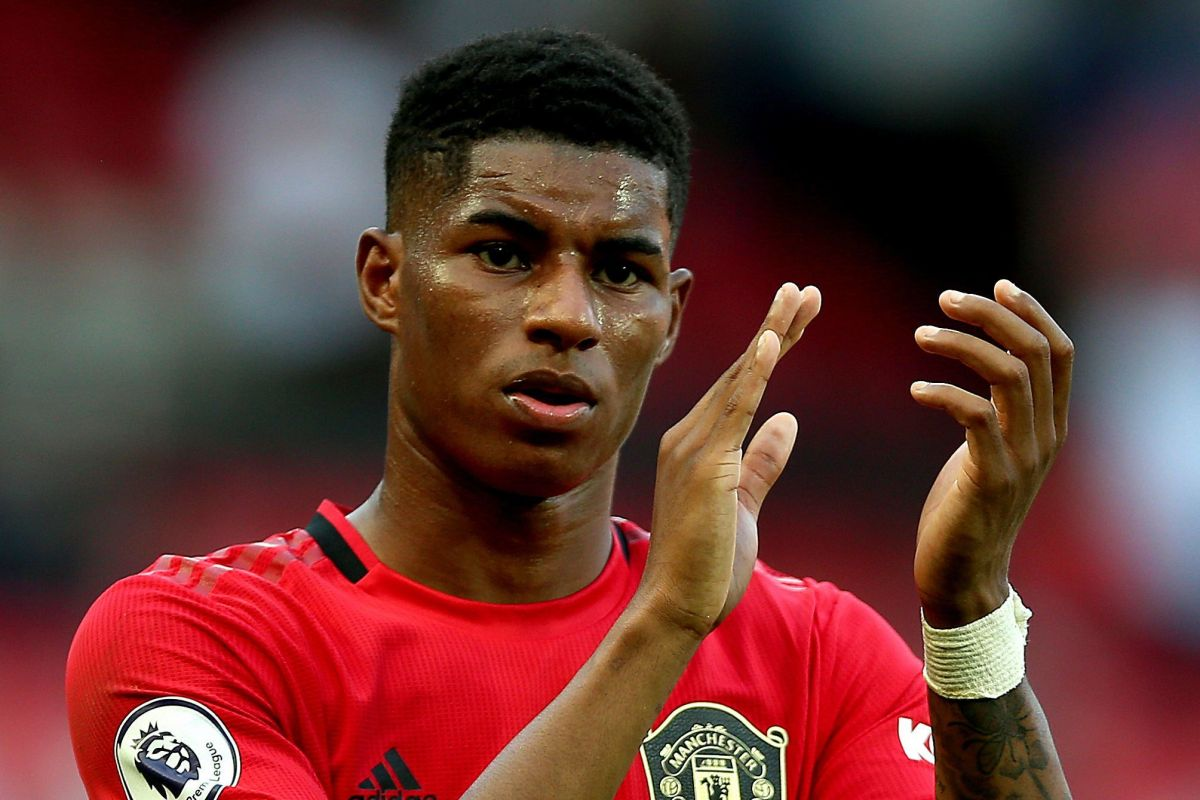 The Us Sun On Flipboard Marcus Rashford Salary And Net Worth What Is The Man Utd Star Who Campaigned For Free School Meals Worth