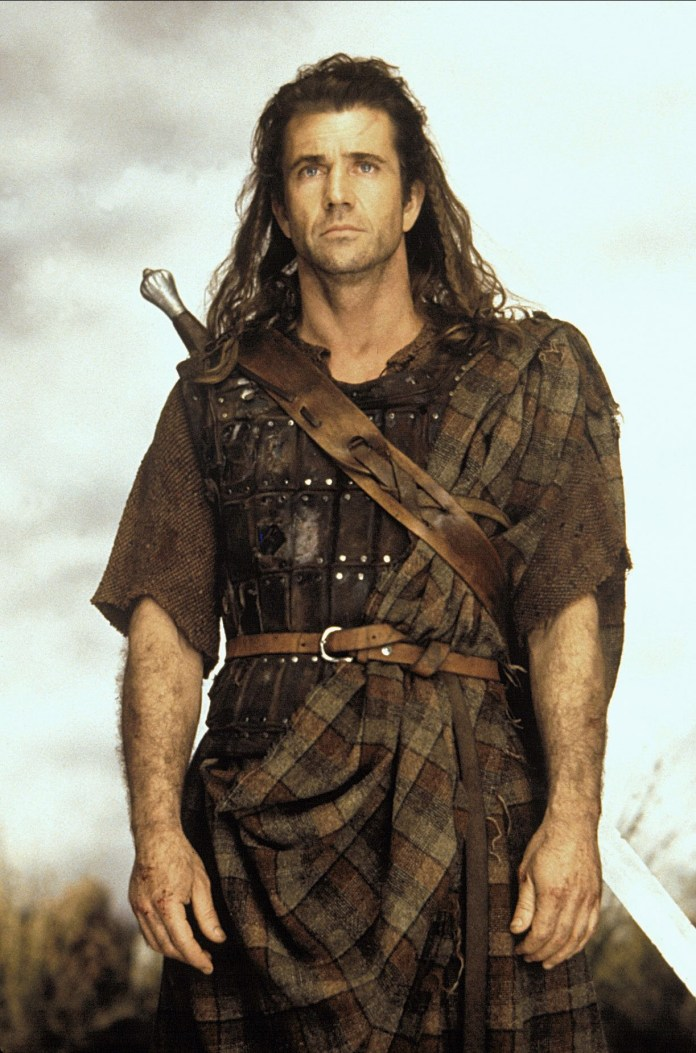 He played in Braveheart in 1995