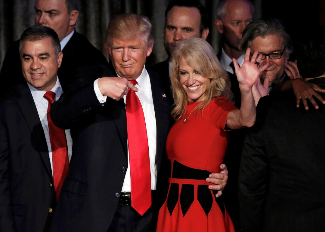 Kellyanne Conway has worked as Counselor to the President of the United States since 2017