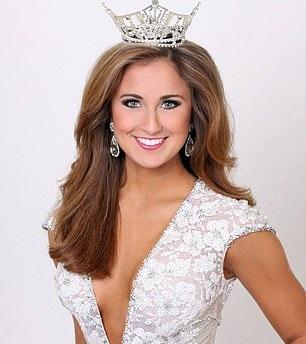 She was former Miss Kentucky in 2014