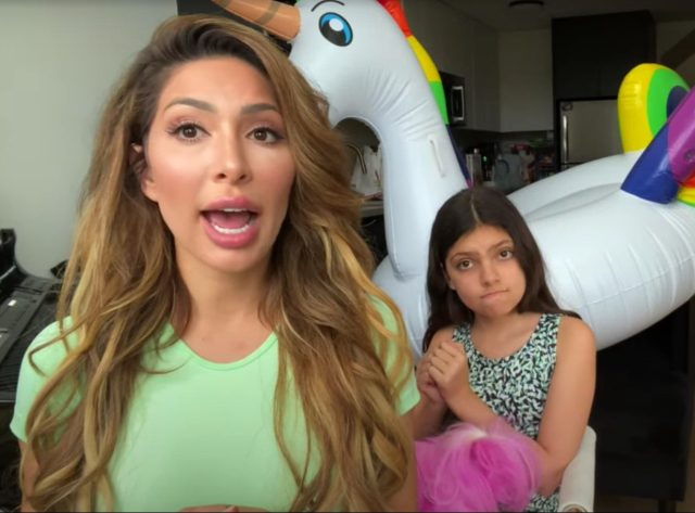 Farrah Abraham Defends Showing Off Vibrator In TikTok Video With 11-Year-Old Daughter