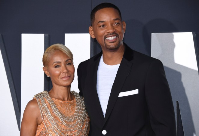Will and Jada spoke about August's claims