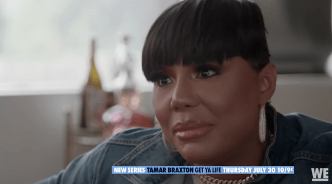 Tamar had allegedly been battling some demons during the filming of her show's first season