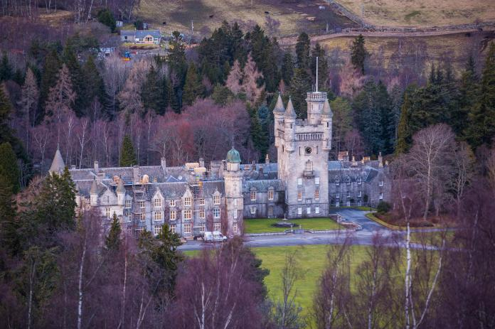 Balmoral has been the home of the British Royal Family since 1852