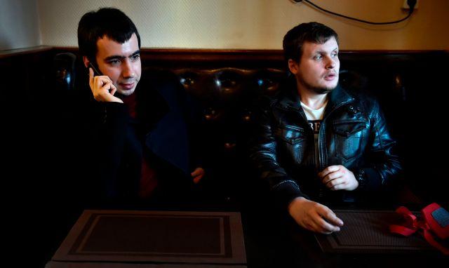 Vladimir Kuznetsov and Alexey Stolyarov are infamous pranksters