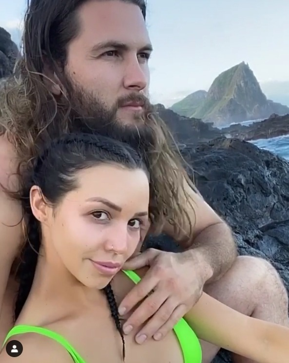 Scheana said because so much is 'so much up in the air right now' amid the pandemic, she and Brock decide 'it's better to just wait a little bit' before trying to get pregnant again