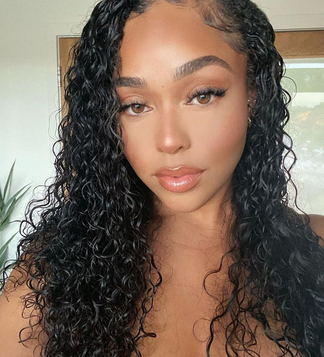 Jordyn Woods sent the internet ablaze after sharing a video of herself getting a massage while nearly nude
