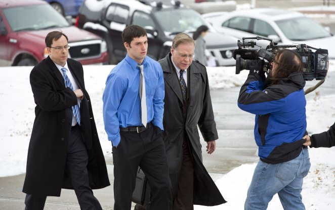 Barnett pleaded guilty to a charge of misdemeanor child endangerment but he wasn't convicted of sexual assault