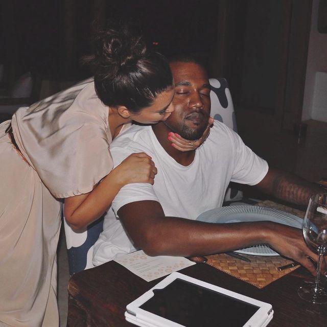 Le célèbre couple traverse une période difficile avec les récents problèmes de santé de Kanye