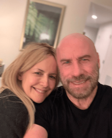 John told fans 'Kelly's love and life will be forever remembered'